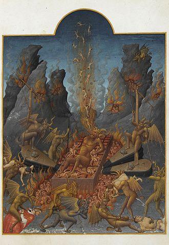לוציפר מענה בגיהנום