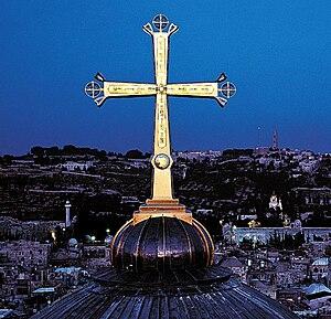 Golgotha Crucifix, designed by Paul Nagel, Chu...