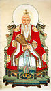 Lao Tzu, traditionally the author of the Tao T...