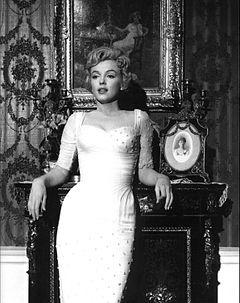 Marilyn Monroe ne Il principe e la ballerina (1957)