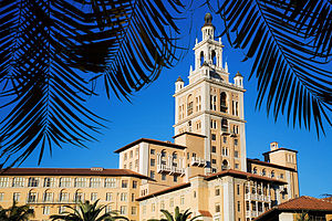 English: Biltmore hotel, Miami, FL USA