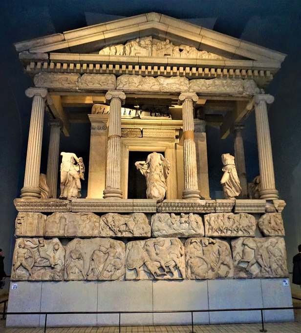 Nereid Monument - Joy of Museums