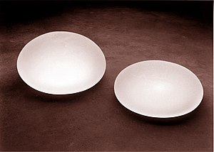 saline filled breast implants