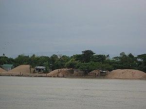 Surma River, Sunamganj, Sylhet, Bangladesh