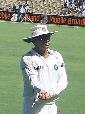 Virender Sehwag, Indian cricketer. 4 Test seri...