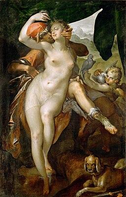 Bartholomäus Springers Venus and Adonis