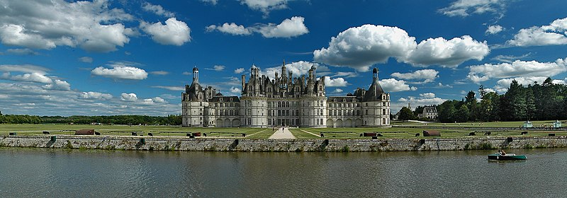 Château de Chambord 2008