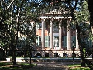 Чарльстонский колледж Википедия