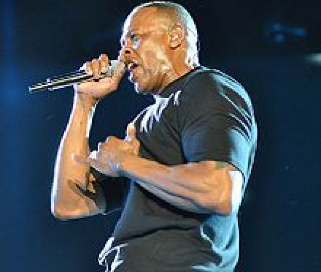 Dr Dre Seen In  Company Co Founder