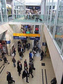 Hannover Hauptbahnhof Wikipedia