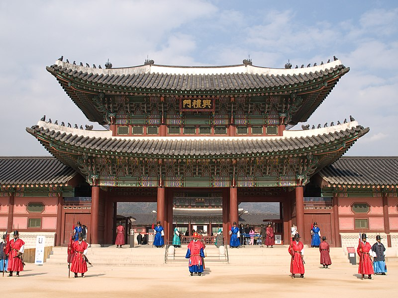Gyeongbokgung-Guard.ceremony-08