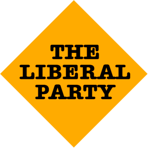 English: Logo of the Liberal Party (pre 1988)