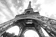 Menara Eiffel Oktober 2007