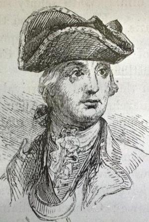 English: Robert Howe (1732-1786)