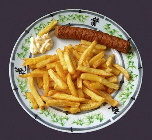 голландская еда