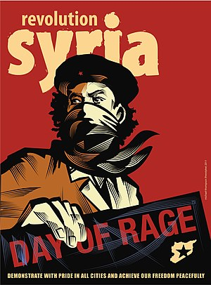 SyrianAngerRevolution