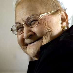Grandma. The Matriarch.