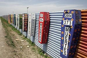 Tijuana-San Diego border deaths