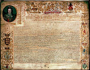 English: Treaty of Union