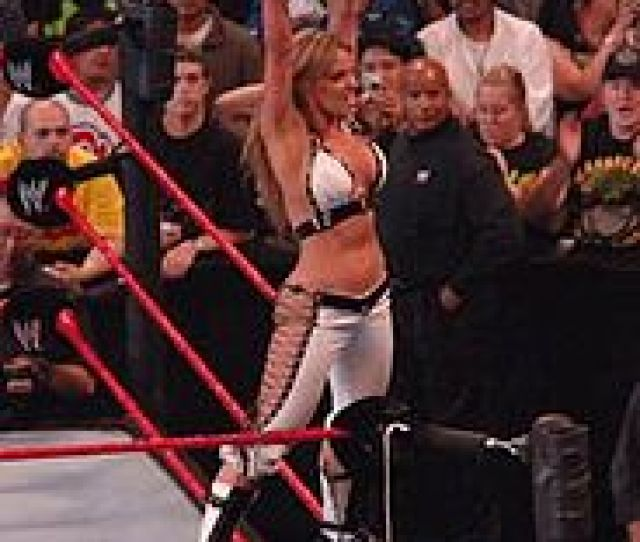 Stratus Is A Seven Time Wwe Womens Champion