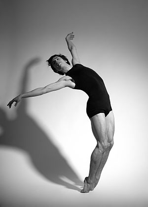 Alexey Torgunakov - The ballet dancer of the B...
