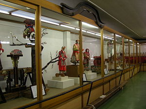 Annex Karakuri Exhibition Room(ja:からくり展示館)