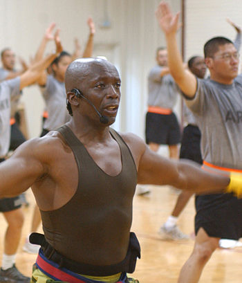 Billy Blanks – martial artist, fitness guru, a...
