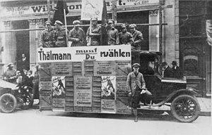 KPD in Essen, 1925