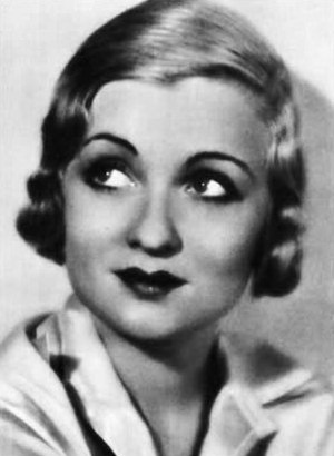 Publicity photo of Constance Bennett from Star...