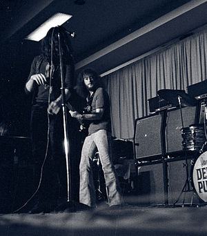English: Deep Purple, December 1, 1970 Nieders...