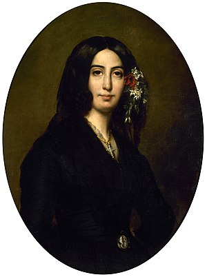 A young George Sand