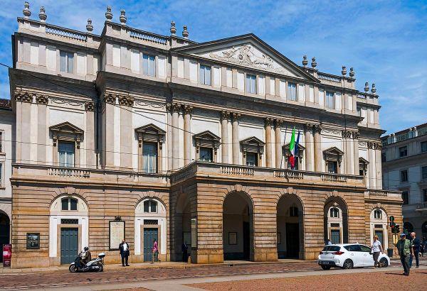 Teatro alla Scala - Wikipedia