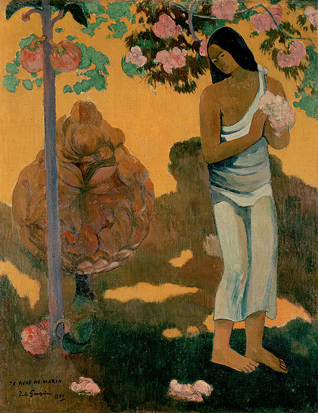File:Gauguin, Paul - The Month of Mary (Te avae no Maria).jpg