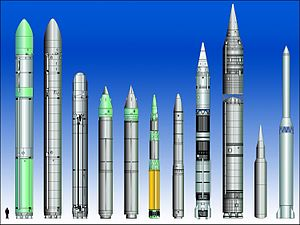 ICBM (Intercontinental ballistic missile) Comp...