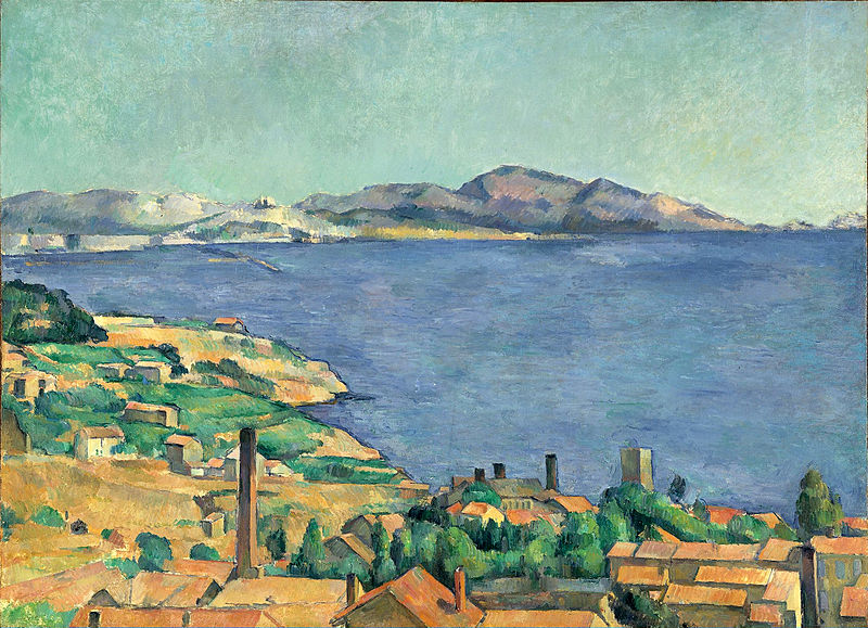 File:Paul Cezanne, The Gulf of Marseilles Seen from L'Estaque, c1885.jpg