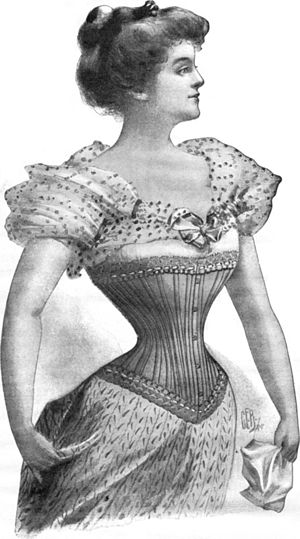 Royal Worcester Corsets1900