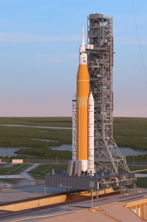 Space Launch System  Wikipedia