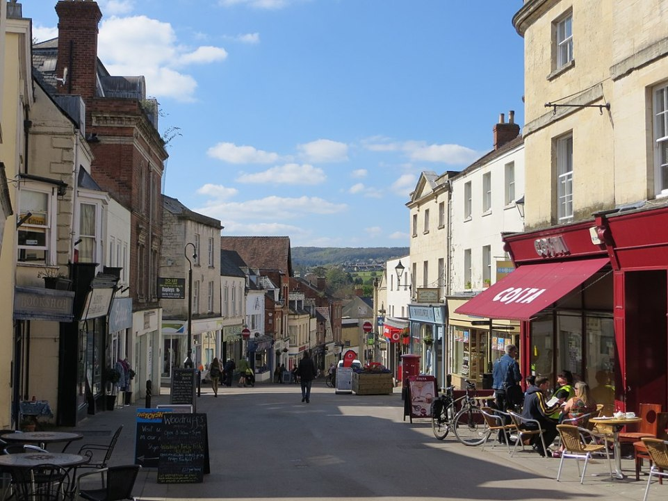 Stroud by Alex Liivet from Chester