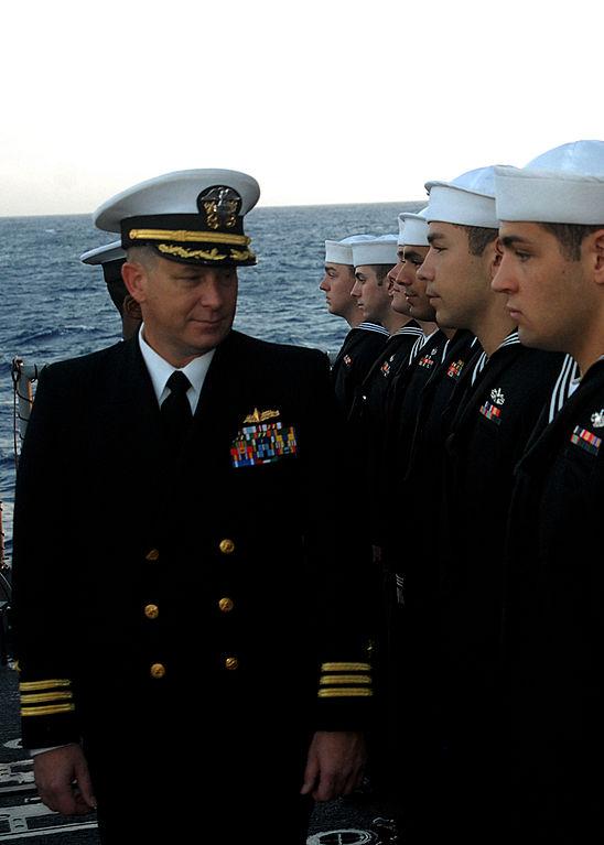 Deck Flight Navy Us Uniform