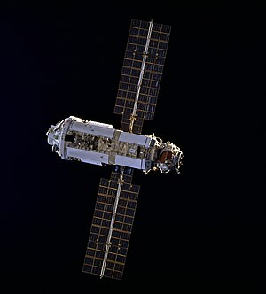 The Zarya module was the first module of the I...