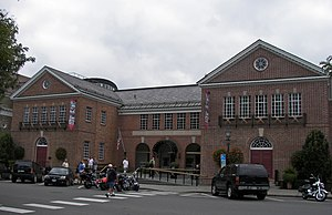 English: National Baseball Hall of Fame and Mu...