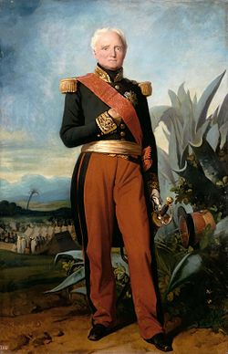 Thomas Robert Bugeaud, Marshal of France.