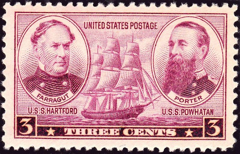 https://i1.wp.com/upload.wikimedia.org/wikipedia/commons/thumb/d/dc/Farragut_Porter_1937_Issue-3c.jpg/800px-Farragut_Porter_1937_Issue-3c.jpg