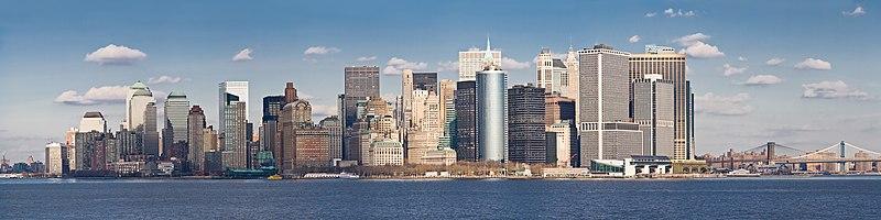Plik:Lower Manhattan from Staten Island Ferry Corrected Jan 2006.jpg
