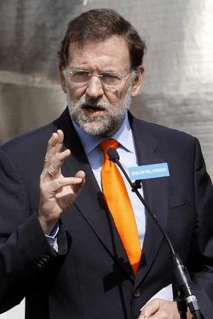 Mariano Rajoy por Iker Parriza