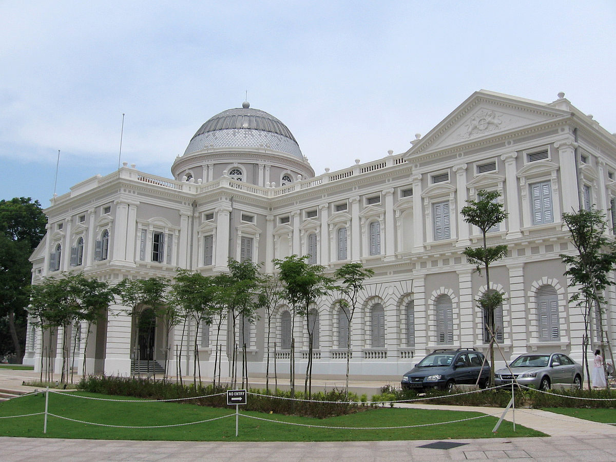 Singapore/Orchard - Travel guide at Wikivoyage on National Museum Of Singapore  id=50411