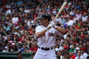 Jacoby Ellsbury at bat 09/13/2009