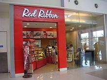 Red Ribbon Bakeshop Wikipedia