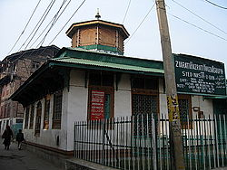 Jesus in Ahmadiyya Islam   Wikipedia The Roza Bal shrine in Srinagar  Kashmir  claimed by the Ahmadis to be the  tomb of Jesus