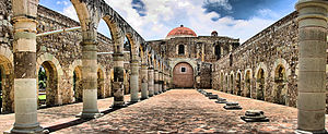 English: Photo of Dominican ex-convent of Sant...